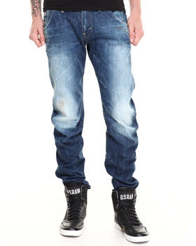 DJP OUTLET - Arc 3D Blasted Jean
