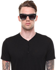 Men - Scorpius- Black/Silver sunglasses