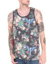 LRG - Hawaiian Safari Tank