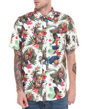 LRG - Hawaiian Safari S/S Button-Down