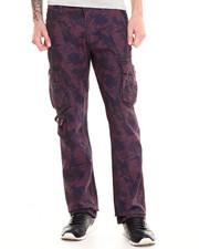 Jeans & Pants - Diablo Over-Dyed Camo Pant