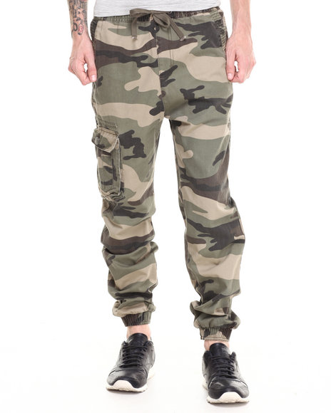 Darring - Men Camo Pacific Camo Pant