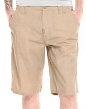 Men - Brighter Side True-Straight Walk Shorts