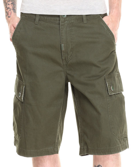 LRG - Men Olive Core Collection Classic Cargo Short I I