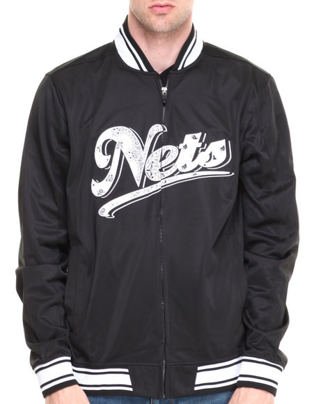 NBA, MLB, NFL Gear - Brooklyn Nets Bandana Jacket