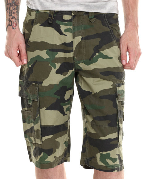Camo Shorts for Men