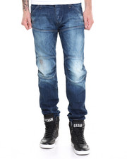 G-STAR - 3D Low Tapered Moto Jean
