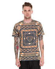 DJP OUTLET - Chainel Sublimation Tee
