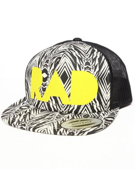 Volcom Rad Trucker Hat Black