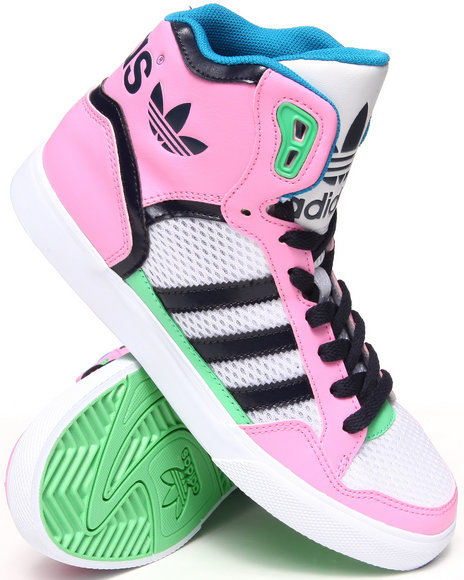 Adidas Pink Extaball W Sneakers