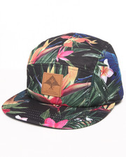 Men - Hawaiian Safari 5-Panel Hat