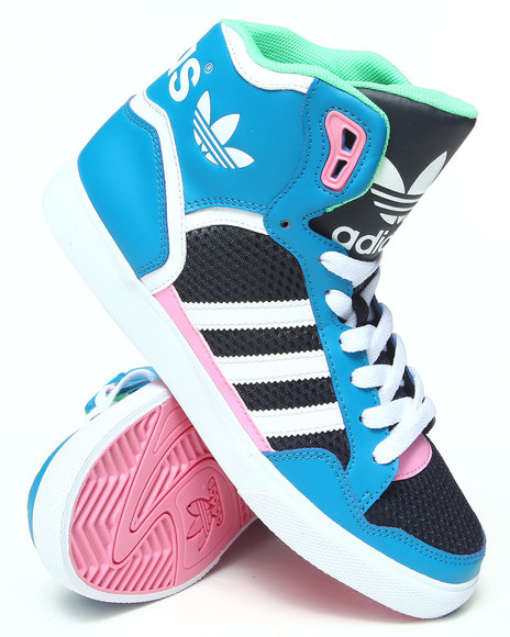 Adidas Blue Extaball W Sneakers