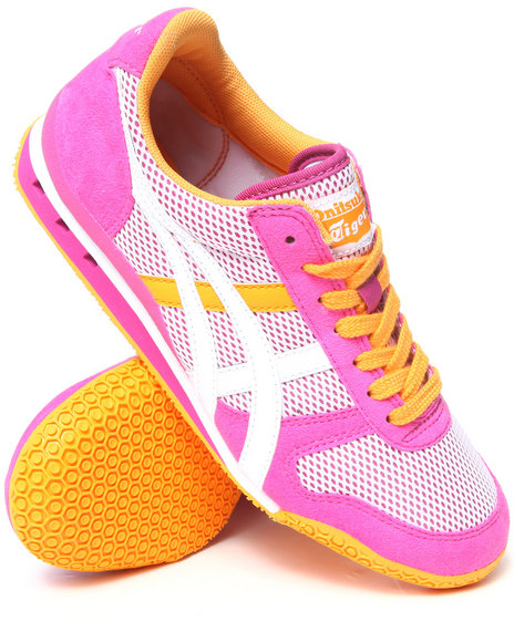 Asics - Women Pink Ultimate 81 Sneakers