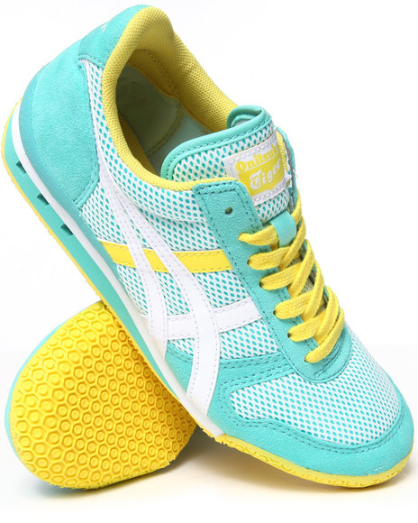 Asics - Women Teal Ultimate 81 Sneakers