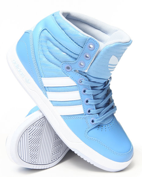 Adidas Blue Court Attitude W Sneakers