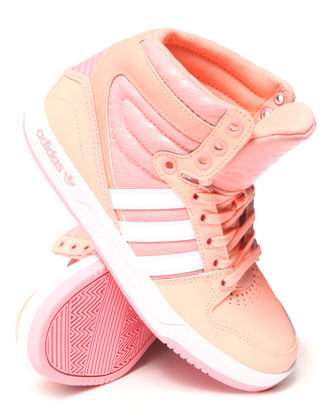 Adidas Pink Court Attitude W Sneakers