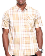 Enyce - Andrew S/S Button-Down