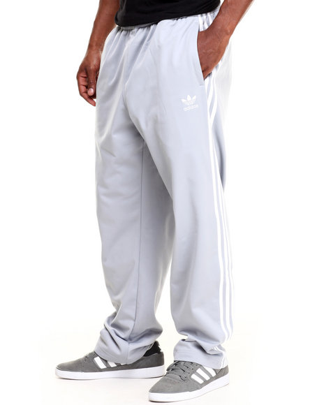 Adidas - Men Grey Superstar Track Pants