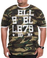 Pelle Pelle - Pelle Camo Ringer S/S Tee (B&T)