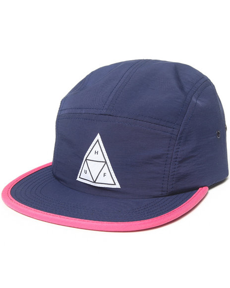 Huf Scout Volley 5-Panel Cap Navy