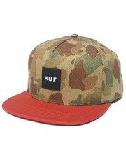 Men - Japanese Camo Snapback Cap