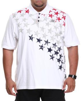 Rocawear - Americana Star Polo (B&T)