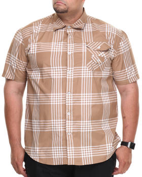 Enyce - George S/S Button-Down (B&T)