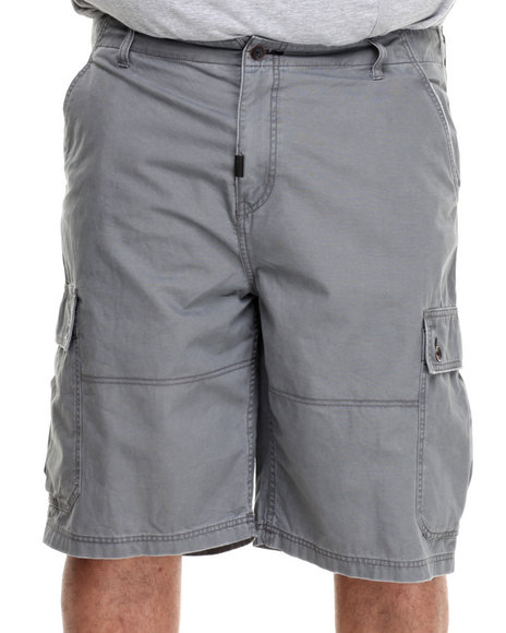LRG - Men Charcoal Core Collection Classic Cargo Short I I (B & T)