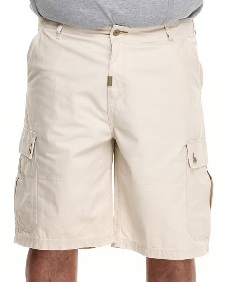 LRG - Men Cream Core Collection Classic Cargo Short I I (B & T)