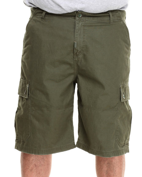 LRG - Men Olive Core Collection Classic Cargo Short I I (B & T)