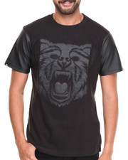 Men - Bear Face S/S Tee