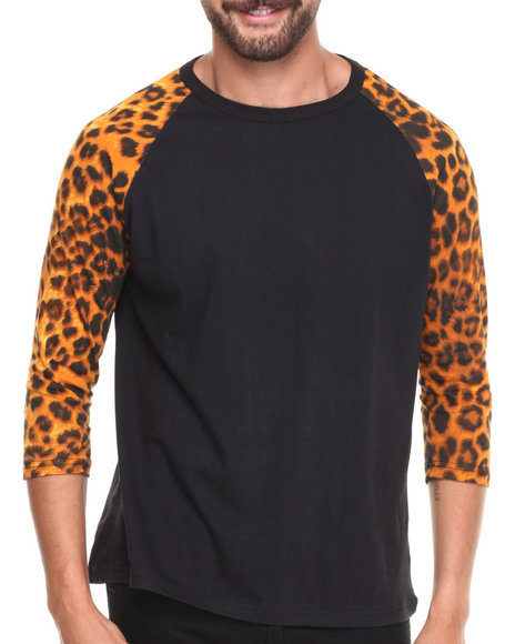 Animal Print Mens Shirt