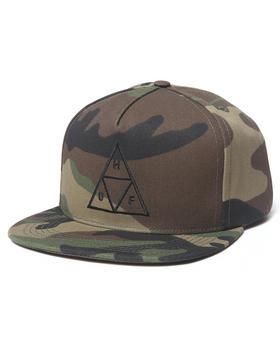 HUF - Triple Triangle Snapback Cap