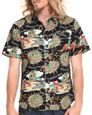 The Skate Shop - Souvenir S/S Button-down