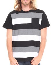 Shirts - Freeze Striped Block S/S Tee