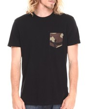 The Skate Shop - Japanese Camo Pocket Tee