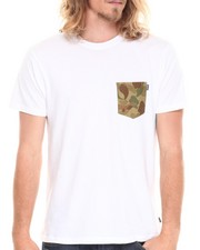 HUF - Japanese Camo Pocket Tee