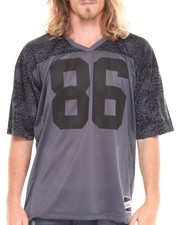 HUF - Shell Shock Football Jersey