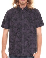 The Skate Shop - Shell Shock Camo S/S Button-down