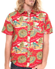 HUF - Souvenir S/S Button-down