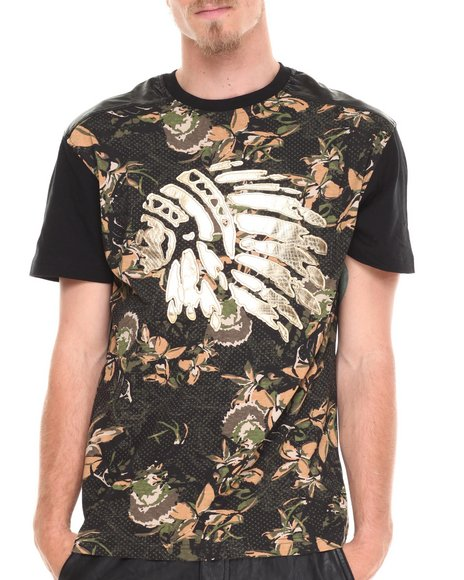 Winchester Black Master Chief S/S Tee