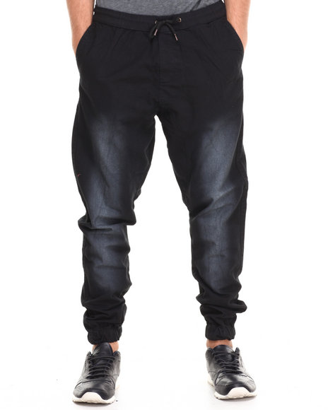 Basic Essentials Black Pants