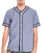 The Skate Shop - Jackson S/S Baseball Shirt