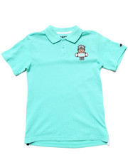 Short-Sleeve - LIL' TOMMY POLO (8-20)