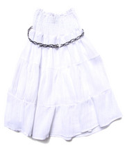 Black Friday Shop - Girls - SMOCK TOP CONVERTIBLE DRESS OR SKIRT (7-16)