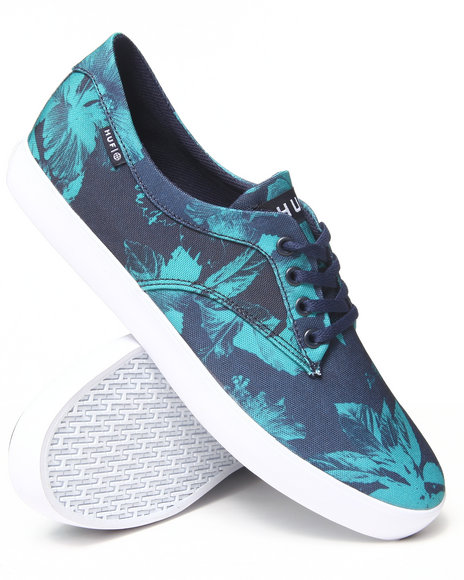 Huf Navy Sneakers