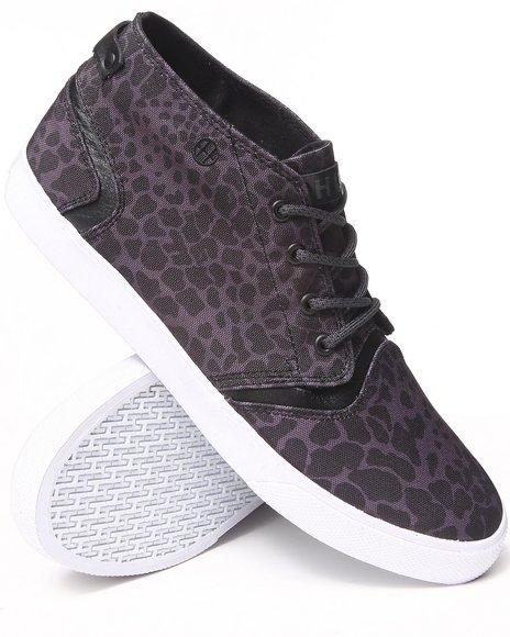 Huf Camo Sneakers