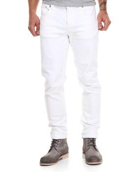 Nudie Jeans - Grim Tim Organic White Noice Jeans