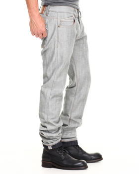 Men - Rebel Straight Inside Out Jeans