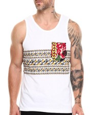 Men - Gold Rush Tank